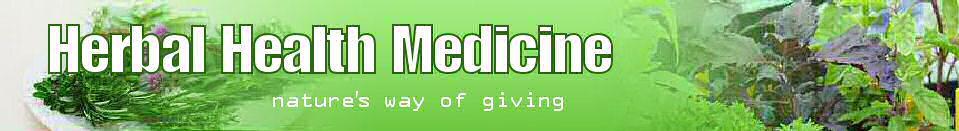 Herbal Health Medicine