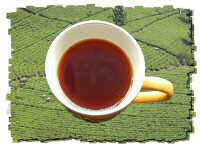 asian black tea - sweet and spicy